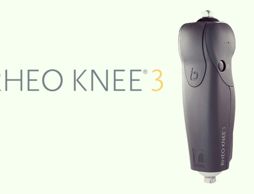 Schedule a demo of the new Ossur Rheo Knee 3 at A Step Ahead!