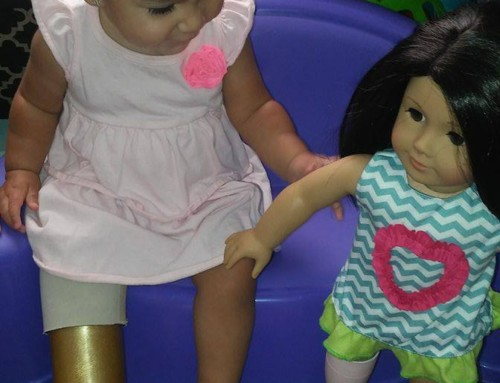 A Step Ahead provides American Girl dolls with prosthetic limbs
